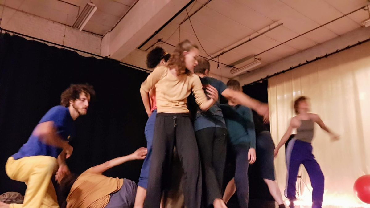 Contact Improvisation Belgium