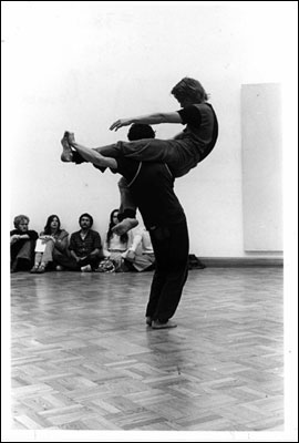About Contact Improvisation (CI)